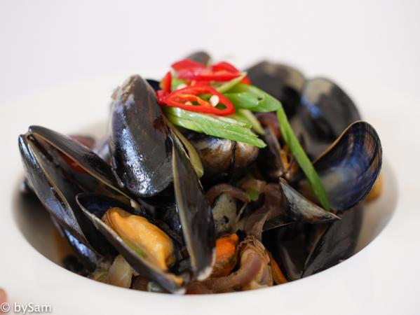 Recept oosterse mosselen Aziatisch
