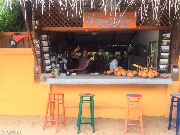 Arugam Bay Hideaway cafe