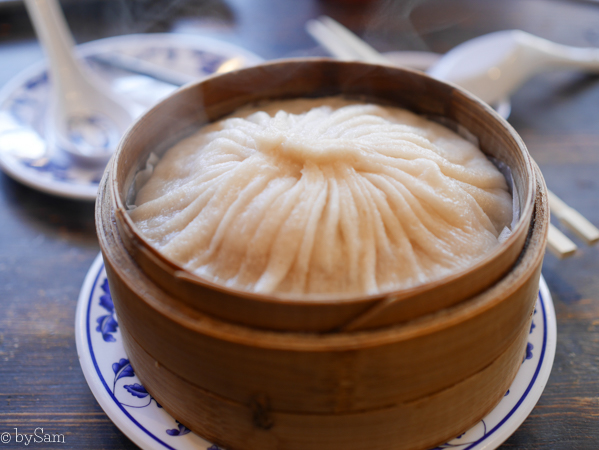 Drunken dumpling giant dumpling NYC