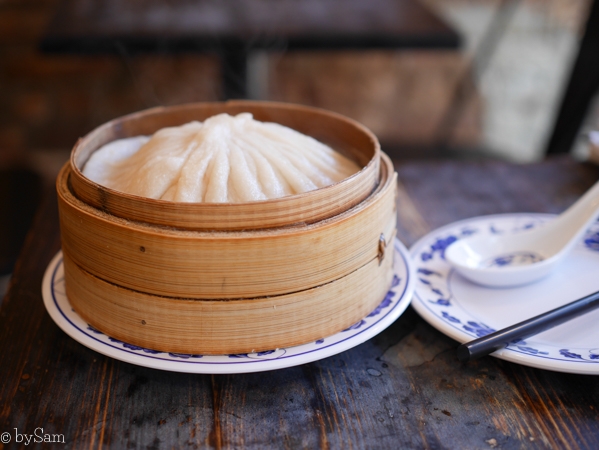 Waar eten in New York Drunken Dumpling