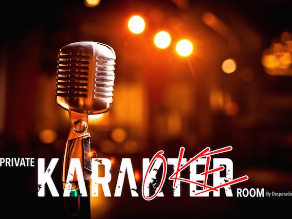 Karaoke Amsterdam Karakter