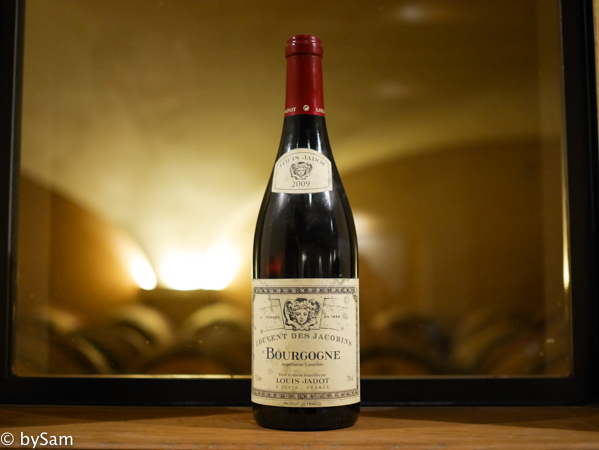 Louis Jadot Bourgogne wijn