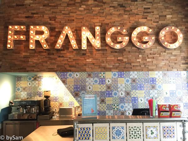 Portugees restaurant FRANGGO Amsterdam