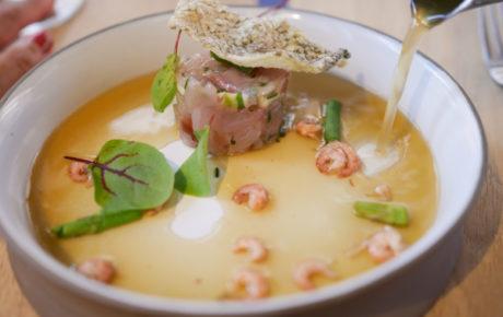 Hommage aan Nederlands voer in een nieuw jasje bij Restaurant Floreyn