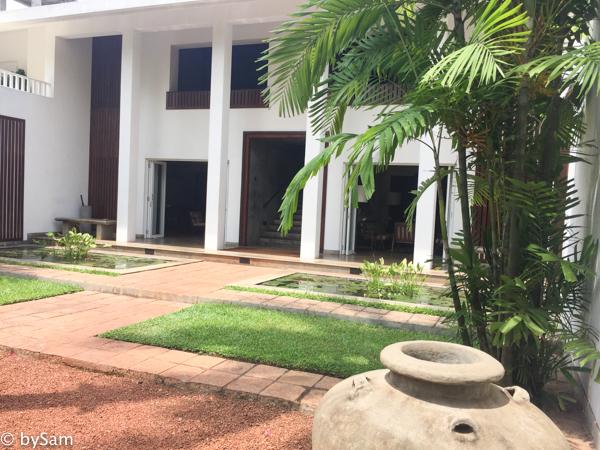 Taru Villas Lake Lodge Colombo hotel