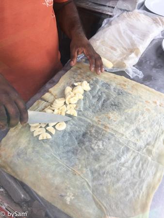 Sri Lanka roti