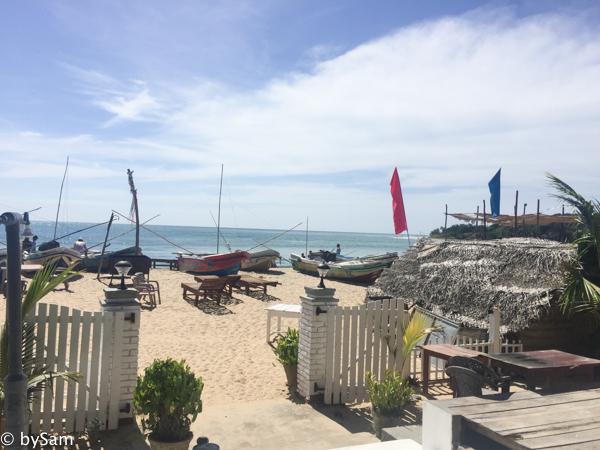 Sri Lanka vakantie strand