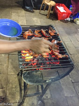 Sri Lanka streetfood
