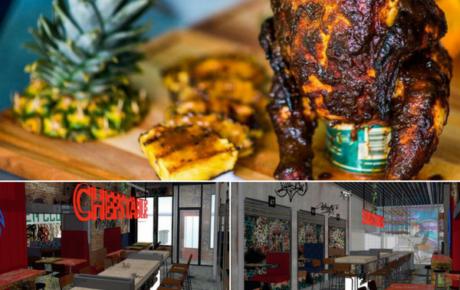 The Dirty Chicken Club funky streetfood chicken walhalla