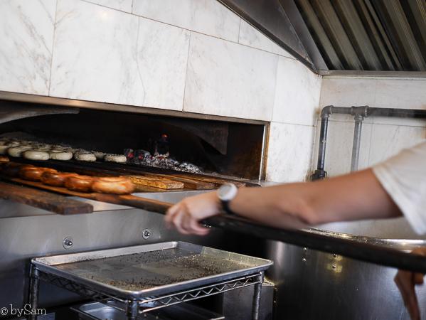 Black Seed Bagels baker New York