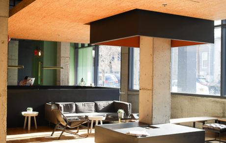 Boro Hotel uber stylish nieuwe hotel in Long Island City New York