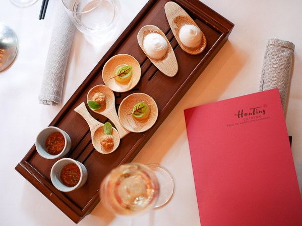 Hanting Cuisine restaurant Den Haag