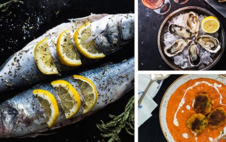 Vis eten? Hop hop naar Mr Crab Amsterdam