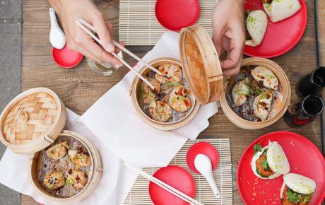 Yes weer een spot waar je super lekker Asian food kunt happen