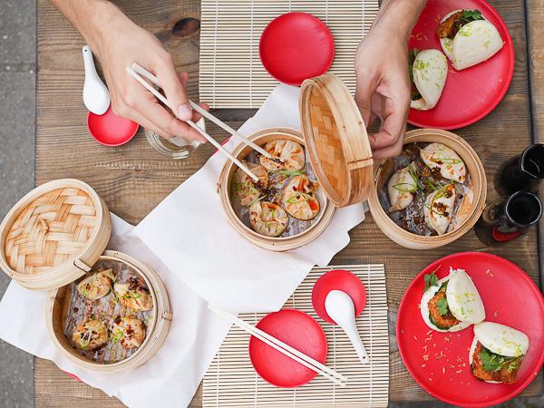 Asian food Shanghai Bistro Amsterdam beste restaurants 2017