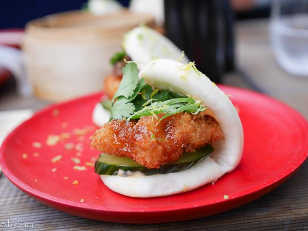 Asian food Shanghai Bistro Aziatisch eten Amsterdam