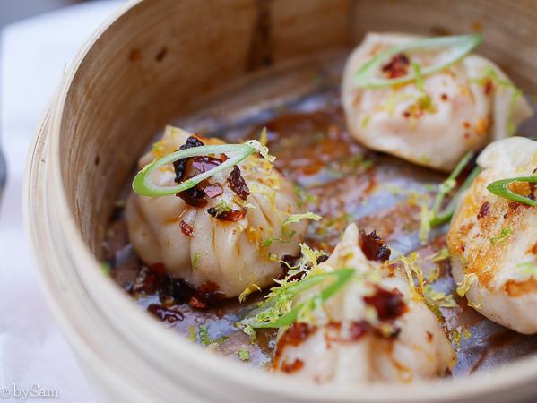 Shanghai Bistro Amsterdam asian food
