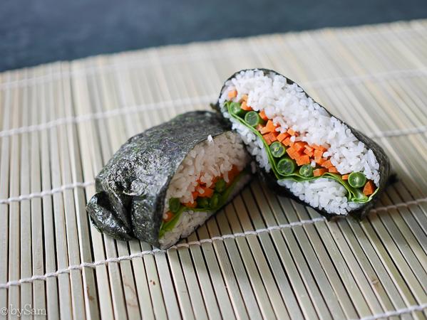 Sushi Sandwich zelf maken
