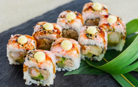 SushiSamba Amsterdam een walhalla voor sushifanaten