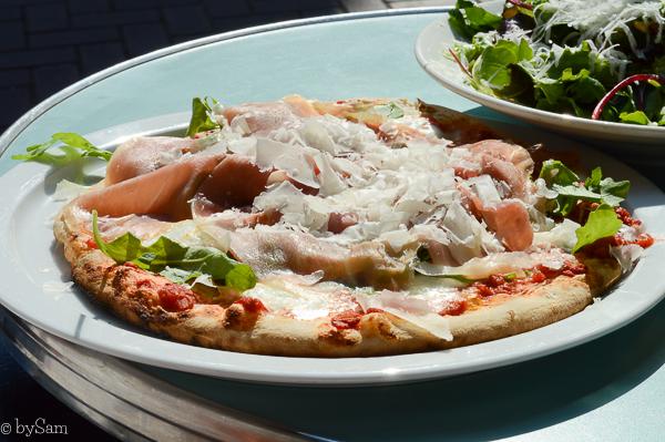 La Perla pizza Amsterdam
