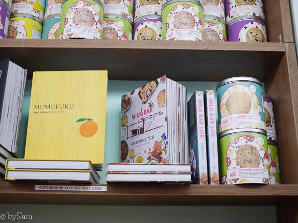 Momofuku Milk NYC
