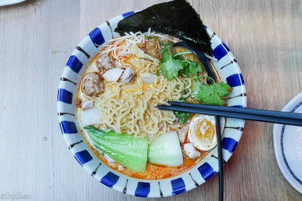 Umaimon Takumi Amsterdam restaurant