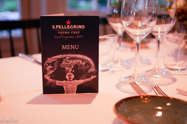 San Pellegrino Young Chef Benelux 2018