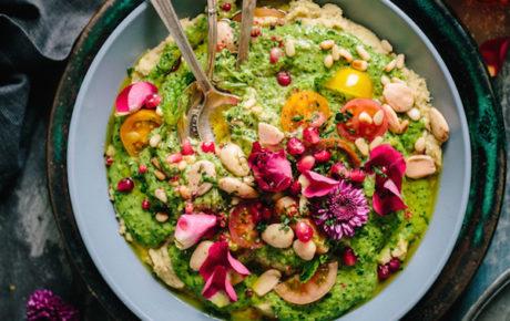 Shuka the art of hummus nieuw hummusrestaurant in Amsterdam