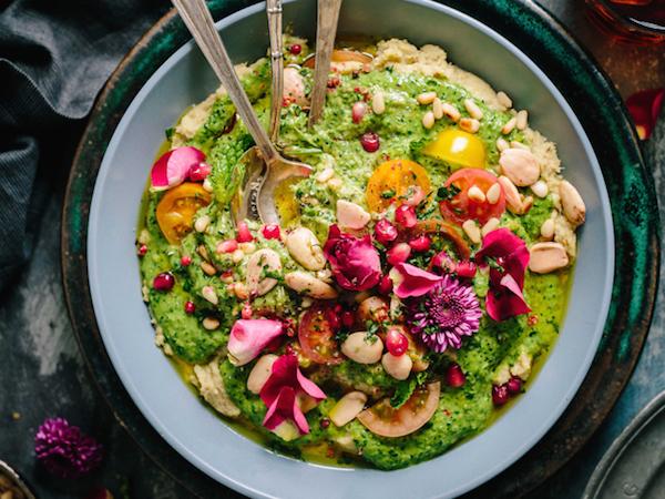 Hummusrestaurant Amsterdam hummus eten