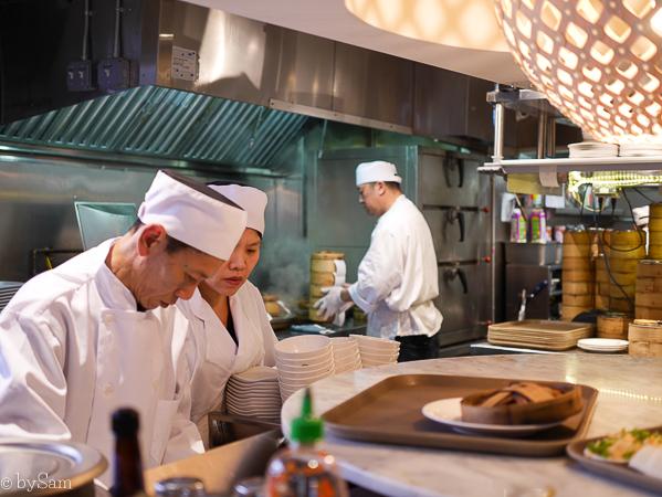Tim Ho Wan dim sum restaurant NYC