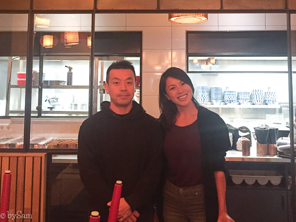 Umaimon Amsterdam powered by Takumi Dusseldorf chef