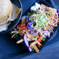 Vegan eten Vegan Junk Food Bar