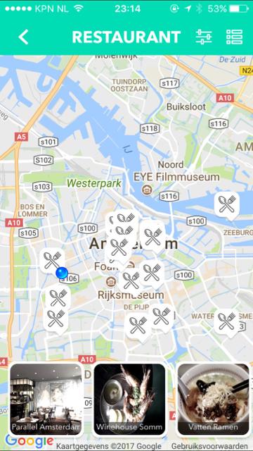 Whisperocity map Amsterdam