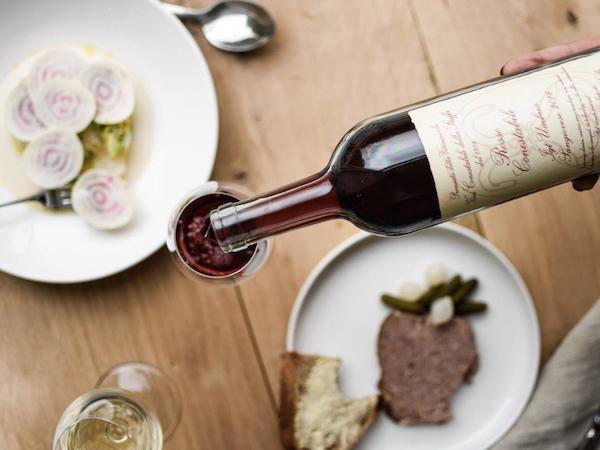 Alex + Pinard wijncafe Amsterdam Oost