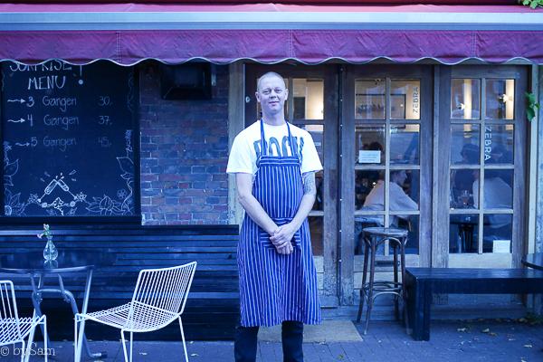 Bistro Zebra Amsterdam Oost restaurant