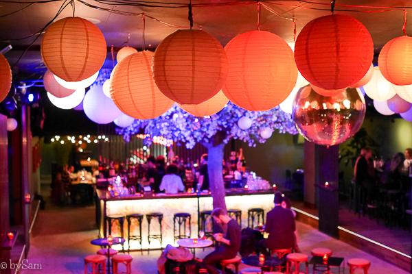 Chin Chin Club bar restaurant