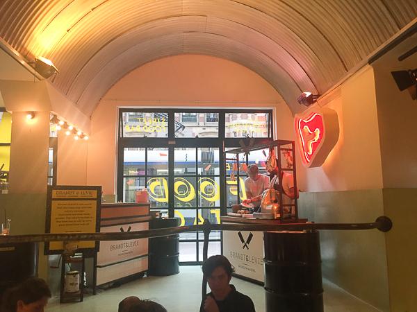 Melkweg streetfood pop-up Amsterdam