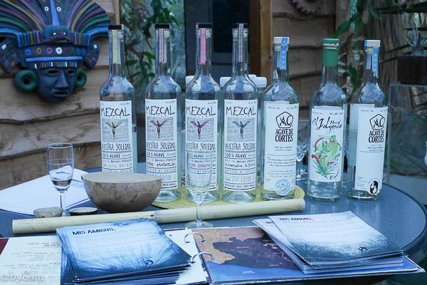 Mezcal Mexicaanse drank