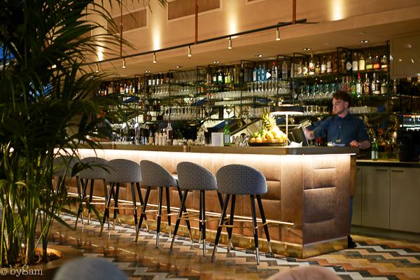 Restaurant Nacarat bar Amsterdam