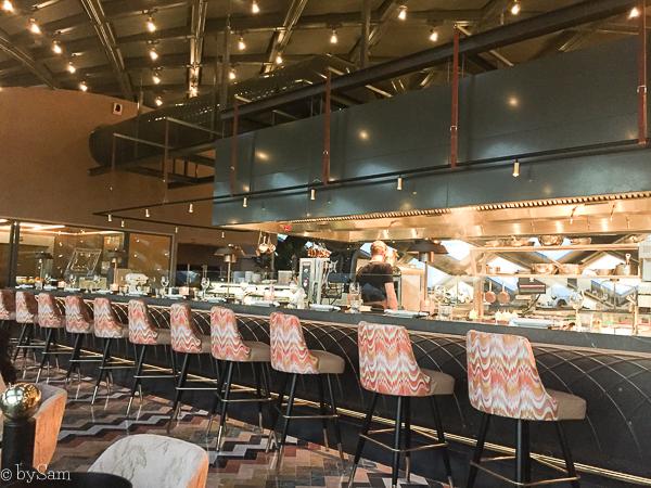 Nacarat Amsterdam restaurant Rokin
