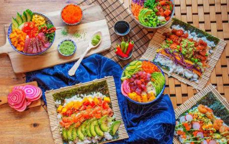 Sushito West nieuwe spot om een poké bowl of sushi roll te scoren in de JP Heije