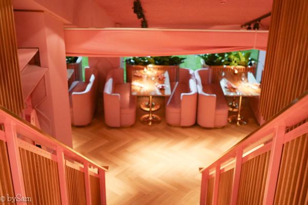 Restaurant MamaKelly Amsterdam Zuid Olympisch Stadion