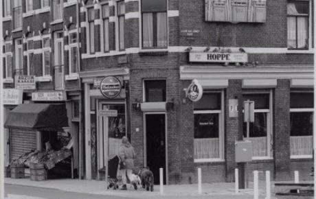 Bar Hendrix opent Café Cómodo op de Jan Pieter Heije