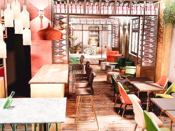 Shiraz Amsterdam wijnbar wijnboutique