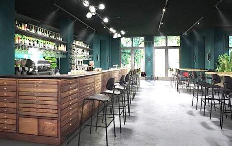 Wauw dit nieuwe restaurant opent binnenkort in het Westerpark