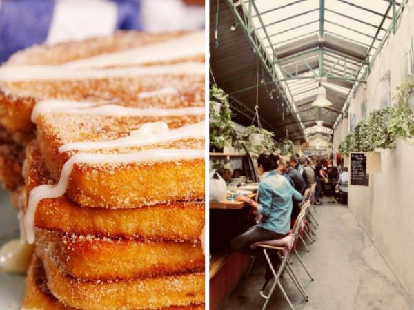 Libertine Comptoir de Cuisine Amsterdam berenstraat
