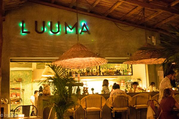 Restaurant LUUMA Isla Holbox