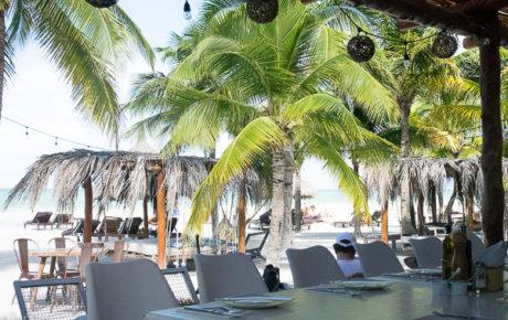 Dit zijn de beste (beach) restaurants van Isla Holbox