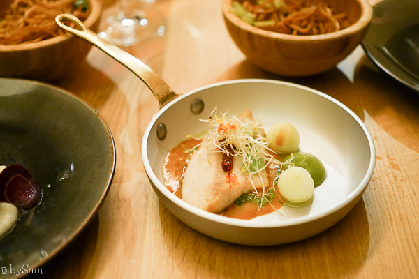 Chinees restaurant UMAMI by Han Amsterdam