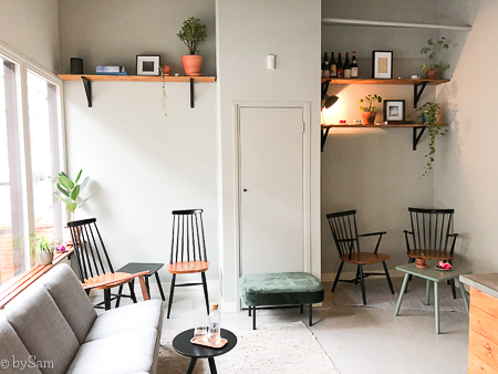 4850 restaurant wijnbar koffiebar Amsterdam Oost